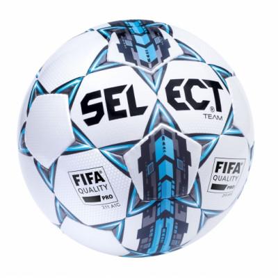 Футбольный мяч SELECT Team (ORIGINAL, FIFA approved)