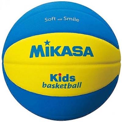 Баскетбольный мяч для детей Mikasa SB5-YBL