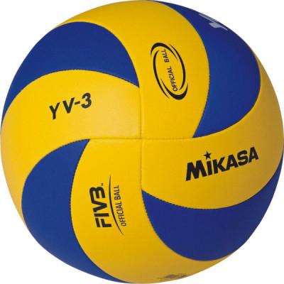 Юниорский волейбольный мяч Mikasa YV-3, облегченный (ORIGINAL)
