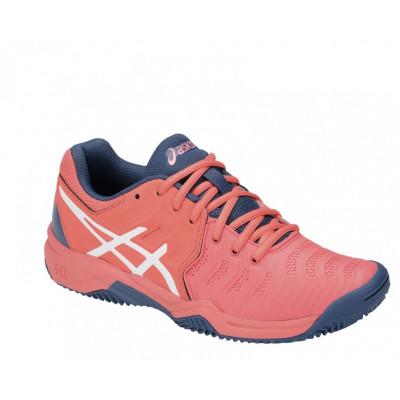 Детские кроссовки для тенниса ASICS GEL-RESOLUTION 7 CLAY C800Y-701
