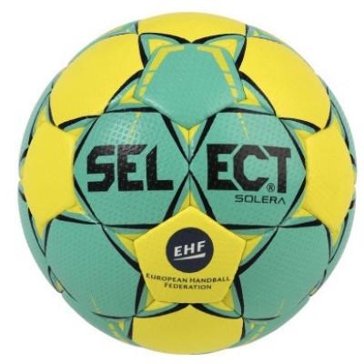 Тренировочный мяч для ганбола SELECT SOLERA IHF NEW (Оригинал с гарантией)