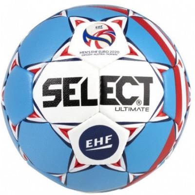 Официальный матчевый мяч для ганбола SELECT ULTIMATE EC (Оригинал с гарантией)