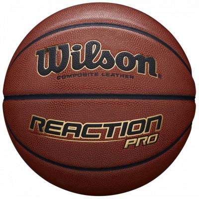 Мяч баскетбольный игровой Wilson REACTION PRO 295 (Оригинал с гарантией)