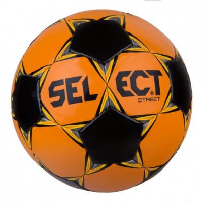 Мяч футбольный детский, прочный SELECT Street (Оригинал с гарантией)