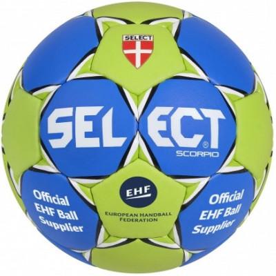 Гандбольный мячигровой SELECT SCORPIO IHF (Оригинал с гарантией)