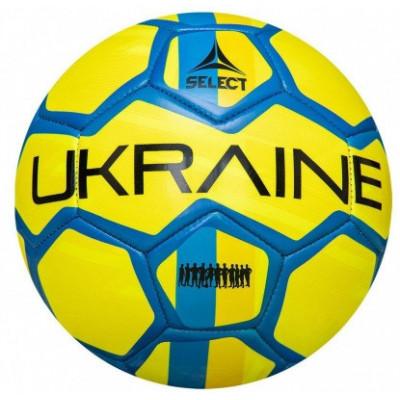 Мяч футбольный SELECT EM 2020 Ukraine (Оригинал с гарантией)
