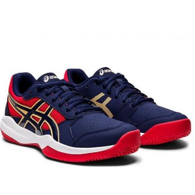 Детские кроссовки для тенниса ASICS GEL-GAME 7 1044A010-400