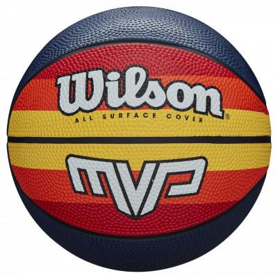 Мяч баскетбольный Wilson MVP BSKT RETRO (Оригинал с гарантией)