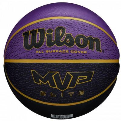 Мяч баскетбольный Wilson MVP ELITE 295 (Оригинал с гарантией)