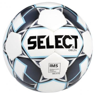 Футбольный тренировочный мяч SELECT Delta IMS (Оригинал с гарантией)