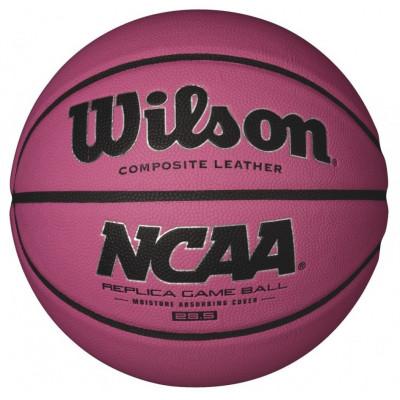 Мяч баскетбольный игровой Wilson NCAA REPLICA 285 (Оригинал с гарантией)