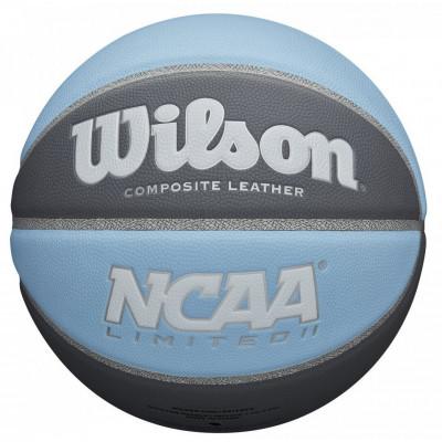 Мяч баскетбольный игровой Wilson NCAA LIMITED II 295 (Оригинал с гарантией)