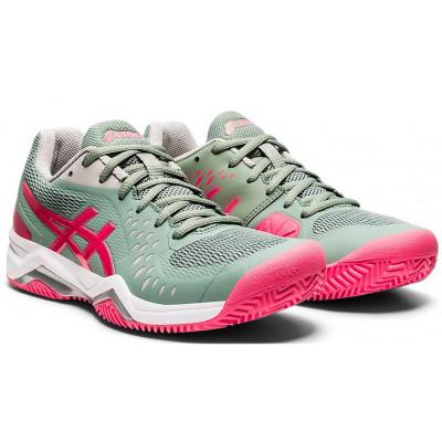 Женские кроссовки для тенниса ASICS GEL-CHALLENGER 12 CLAY 1042A039-021