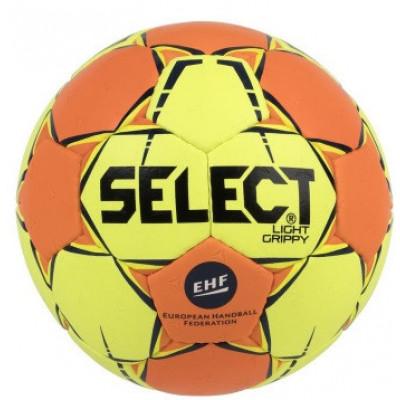 Гандбольный мяч тренировочный SELECT LIGHT GRIPPY (Оригинал с гарантией)