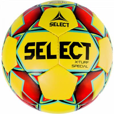 Мяч футбольный штучный газон SELECT X-Turf Special IMS (Оригинал с голограммой)