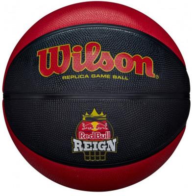 Мяч баскетбольный Wilson RED BULL REPLICA BBALL (Оригинал с гарантией)