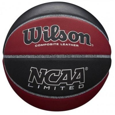 Мяч баскетбольный игровой Wilson NCAA LIMITED (Оригинал с гарантией)