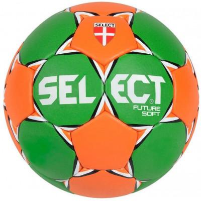 Мяч для ганбола игровой SELECT FUTURE SOFT NEW (Оригинал с гарантией)